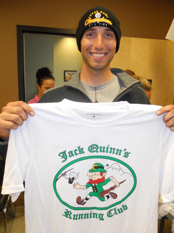 Jack Quinn's Running Club: Field trip to Peak Performance Veterinary Group, Gallery 2