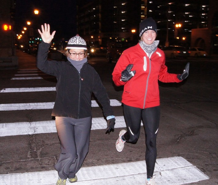 Jack Quinn's Running Club, Jan. 24