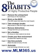 8 Habits Of Highly Important People - www.www.MLM365.us