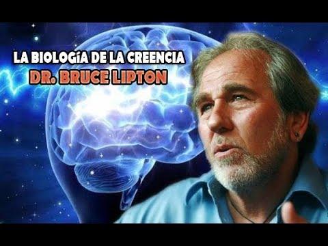▶️ EPIGENÉTICA - La biología de la creencia - Dr. Bruce Lipton