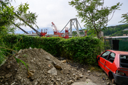 Ponte Morandi, demolizioni