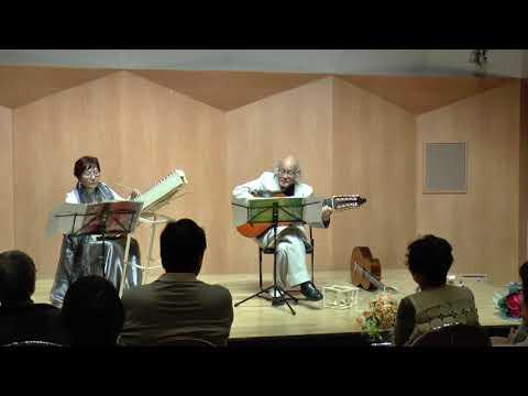 Lemon(米津玄師)プサルタリー Psaltery& Guitar