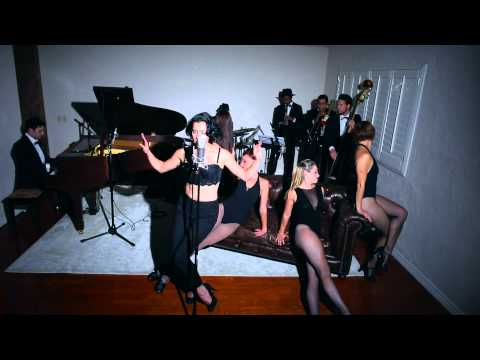 """Single Ladies - Vintage """"Chicago"""" / Fosse - Style Beyonce Cover ft. Ariana Savalas"""