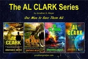 Al Clark Series 4-Book Graphic