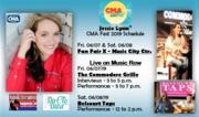 Jessie Lynn's CMA Fest 2019 Schedule
