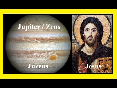 Jupiter & Christianity (Metaphysics of the Gods)