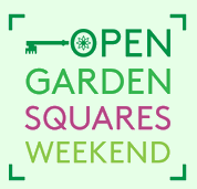 Open Garden Squares Weekend