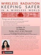 "Free Lecture on ""5G & Wireless"" Sunday June 3, Downtown La Mesa"