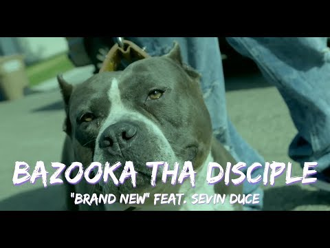 "NEW Christian Rap - BAZOOKA tha Disciple - ""BRAND NEW"" feat. SEVIN DUCE(@ChristianRapz)"