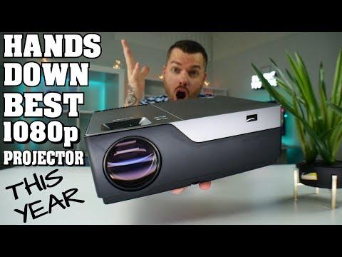 Top 10 Best Projectors Under $300 in 2019 Reviews - TopBestSpec
