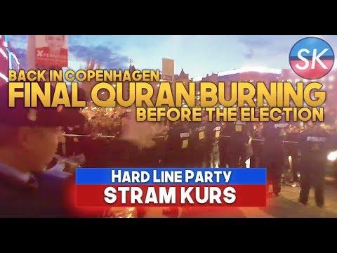 Paludan vs BBC Reporter + Final Quranburning (Speaking English / Top Moments)