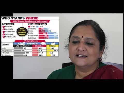 Prof. Vibhuti Patel Gender Economics & Development discourse Part II
