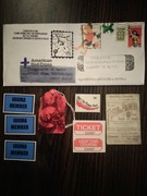 Received Bits and Bob from Carolyn Cline