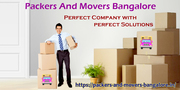 Packers And Movers Bangalore | 100% Safe And Trusted Shifting Services