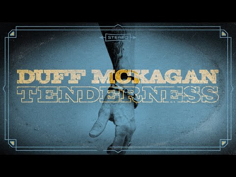FRESH RELEASE : Duff Mckagan - Tenderness