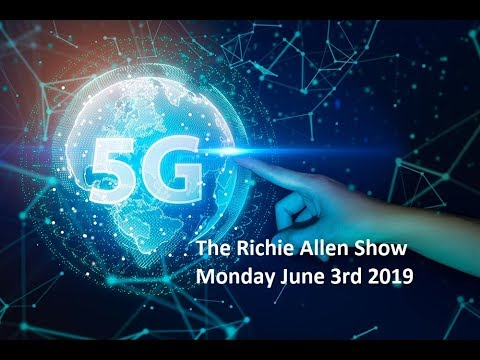 The Richie Allen Show - Monday June 3rd 2019