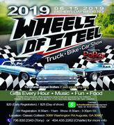 2019 Wheels of Steel Car Show Augusta, GA