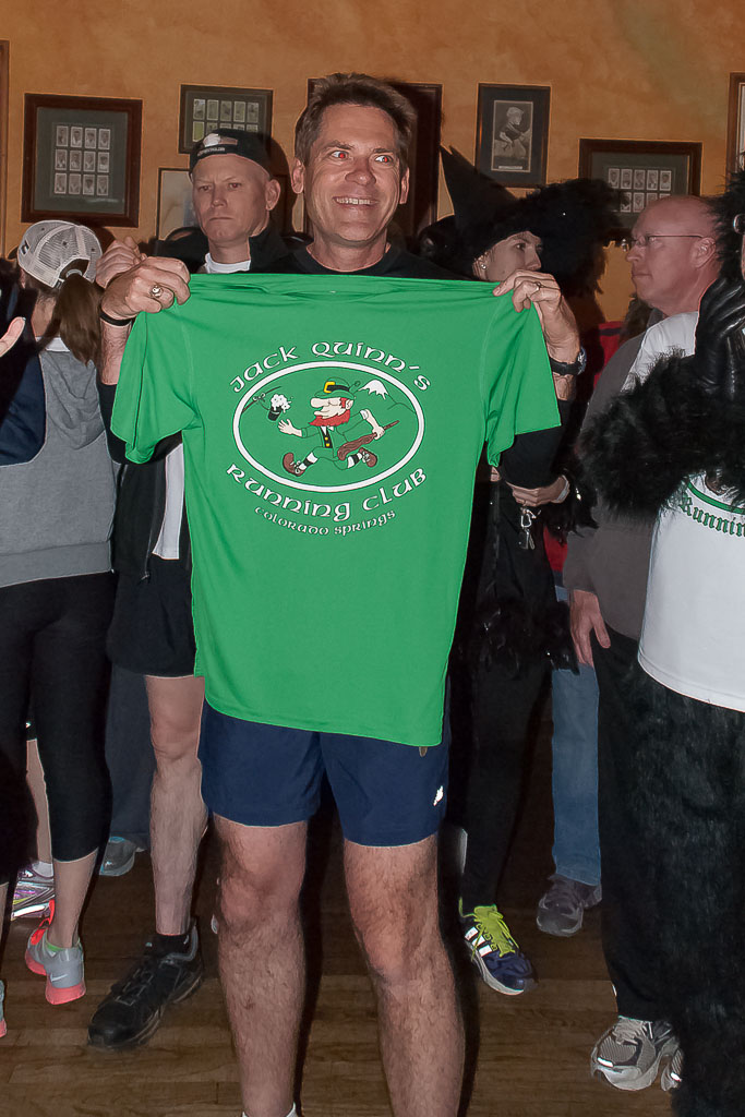 Jack Quinn's Oct 29 Run