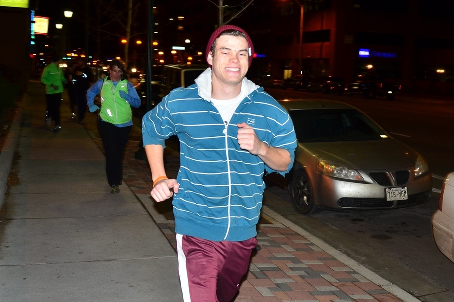 Jack Quinn's Run, Nov. 25