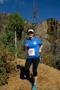 Cheyenne Mountain Trail Race 8.8 Miles - on Dixon Trail