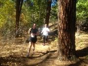 Canya Canon 4 Mile Trail Race - November 8, 2015