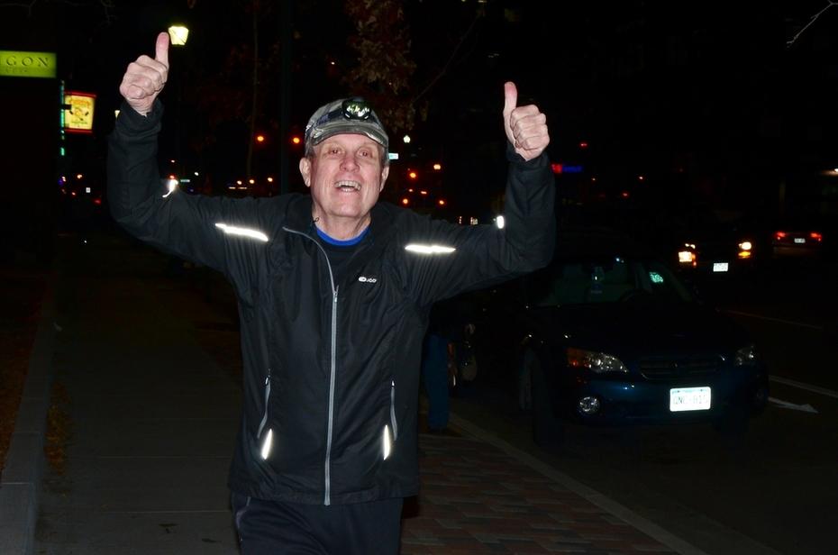 Jack Quinn's Running Club, Nov. 10