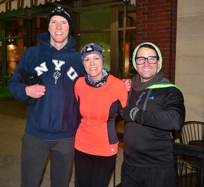 Jack Quinn's Running Club: Last run of 2015
