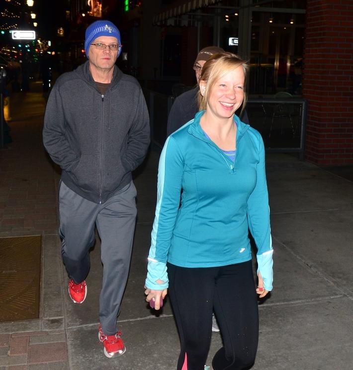 Jack Quinn's Running Club, Jan. 5