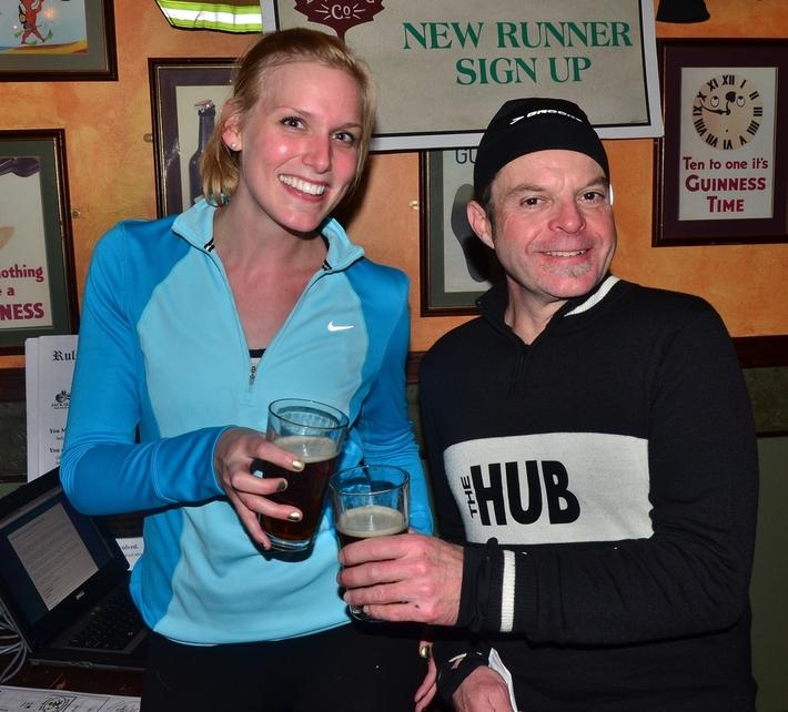 Jack Quinn's Running Club, Jan. 12
