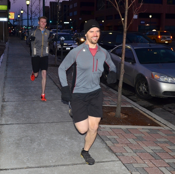 Jack Quinn's Running Club, Jan. 26, 2016
