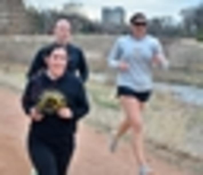 Jack Quinn's Running Club, April 12