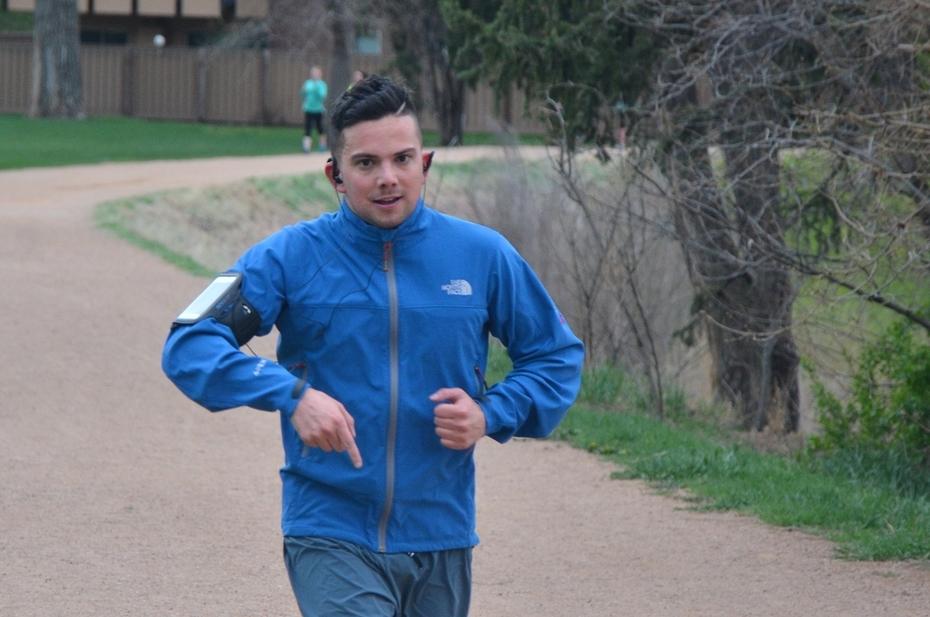 Jack Quinn's Running Club, April 26