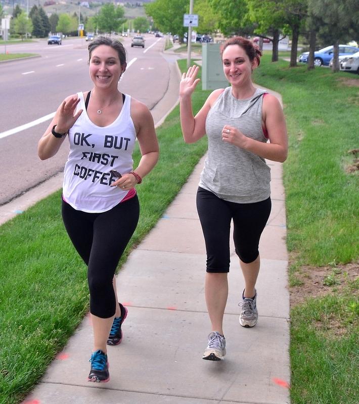 Jack Quinn's Running Club, May 24
