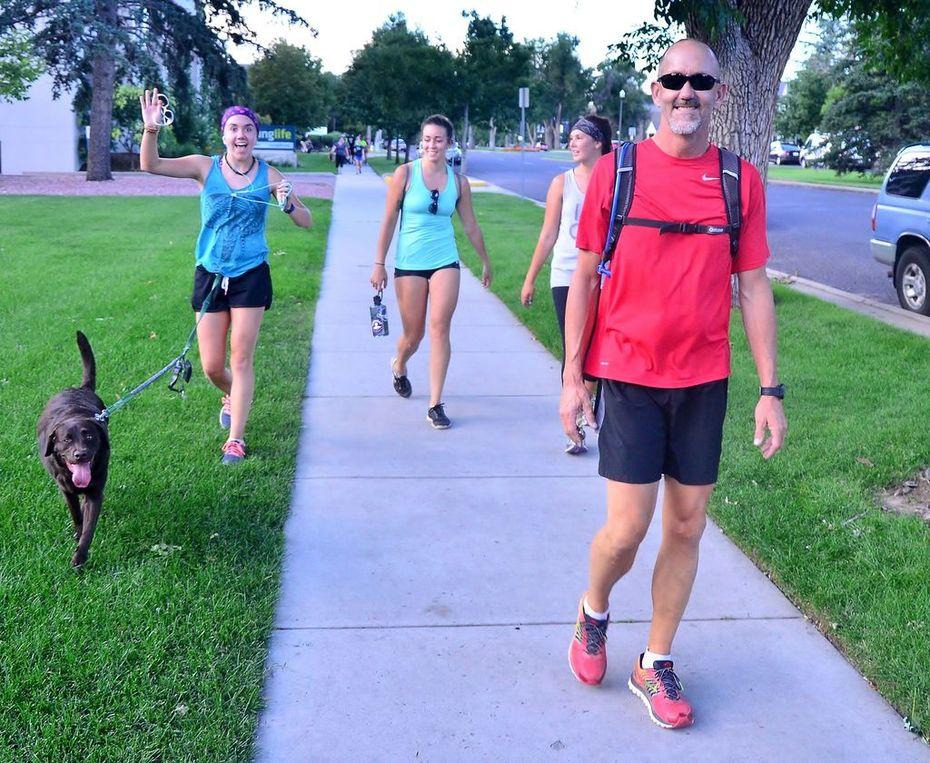 Jack Quinn's Running Club, Aug. 9