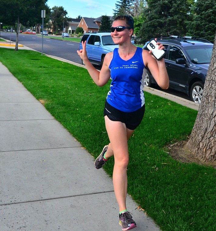 Jack Quinn's Running Club, Sept. 6