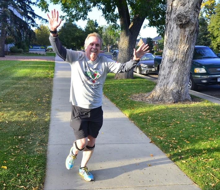 Jack Quinn's Running Club, Oct. 4, 2016
