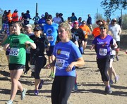 Pumkin Run, Gallery 1