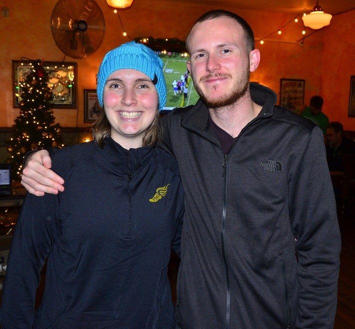 Jack Quinn's Running Club, Dec. 20