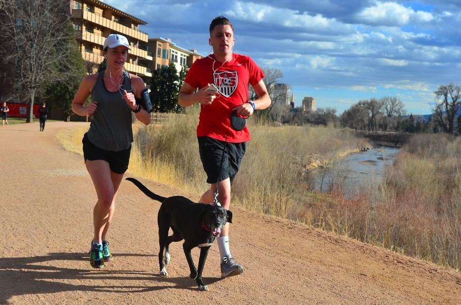 Jack Quinn's Running Club, March 14