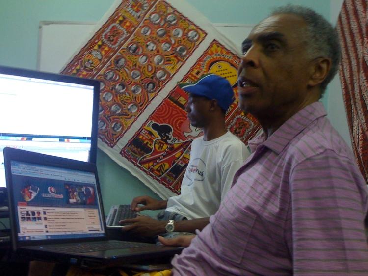 Gilberto Gil no Mídia Étnca