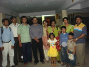 1992 Batch friends with Families