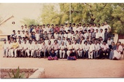 1987 Batch 10thStandard  Group Photo