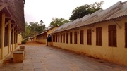 View of Old dining hall, 10th class rooms and dormitory