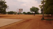 Old Basket Ball Court