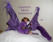 Clawdeen Meets Gemmerrik