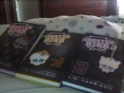 The Three Monster High Books! :)