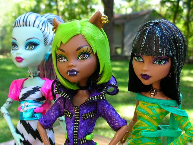 Monster High Dawn of the Dance