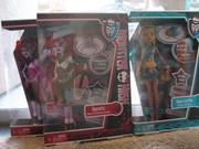 My Operetta and Nefera dolls!!!!!!
