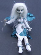 Ghoulia Blue White Fairy1