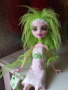 Monster High Draculaura Lime 1